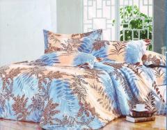 Bed cloths silk