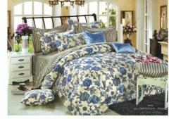 Bed linen from microfiber