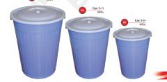 Баки для мусора пластиковые