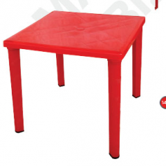 Plastic tables. Furniture plastic