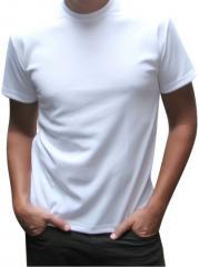 He t-shirt is man's