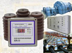 High-voltage and low-voltage equipmen