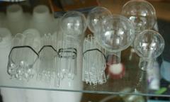 Vajilla y equipo de laboratorio de cuarzo y