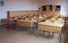House furniture, organizations, educational