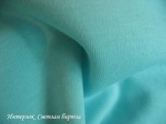 Interlok of 100% cotton