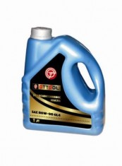 Transmission oil of OTTO firm of the SAE 80 w-90