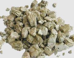 Vspuchenny vermiculite