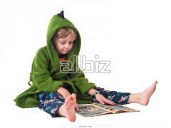 Изделия махровые для детей