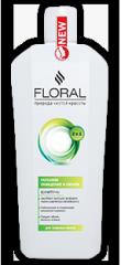 Oily hair FLORAL SHAMPOO