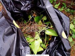 Мешки для мусора полиэтиленовые