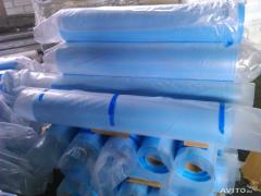 Film polyethylene for greenhouses