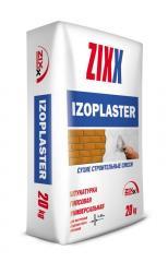Plaster plaster IZOPLASTER