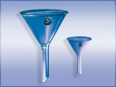 Funnels laboratory type B