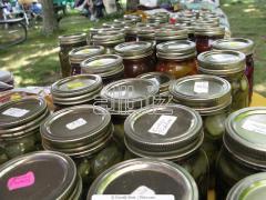 Vegetables tinned, canned food vegetable