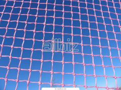 Grids are knitted protecting