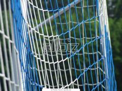 Сетки вязаные для футбольных ворот
