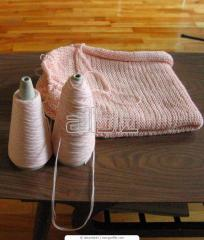 The yarn is cotton