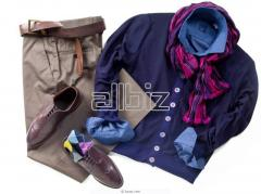 Ready-to-wear clothes for men and boys