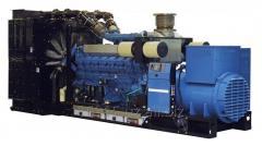 "Diesel generator ""NEWPOWER"