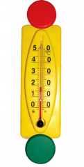 Room thermometer P-16 Traffic ligh