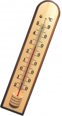 Room thermometer D - 7