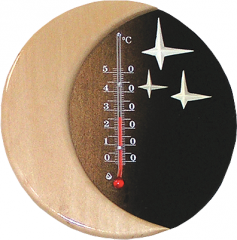 Room D-15 thermometer Starlit nigh