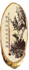 Room D-10 thermometer isp.3 Birch