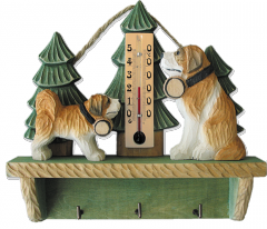 Room D-25 thermometer of the Doggie