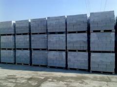 Шлакоблоки в Узбекистане, продажа, производство