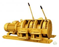 Winches skreperny LS-17