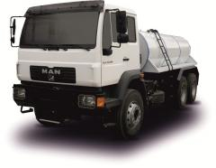 MAN CLA 26.280 6X4 BB CS13 – a tanker a water