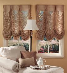 "Salon of curtains ""Triada exclusive"