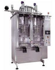 Оборудование для расфасовки молочных продуктов