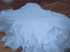 Semi-finished product leather Wet-Blue