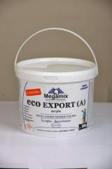 Paint for internal finishing of Megamix eso EXPORT