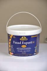 Front arcylic Megamix Fasad EXPORT (V) paint of 10