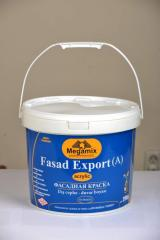 Front arcylic Megamix Fasad EXPORT (A) paint of 20