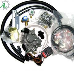 GBO 1-2-4 generation, automobile generators, air