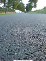 Asphalt concrete mixes