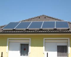 Panel geleokollektor solar