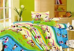 Комплекты постельные детские