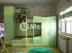 Children's and teenage furniture of MAGNOLIA.