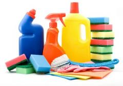 The cleaning detergents from the producer
