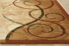 Pile carpets