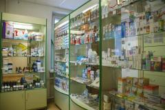 Аптека розничная продажа лекарств