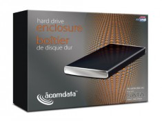 Acomdata USB 2.0 2.5-Inch SATA Hard Disk Enclosure