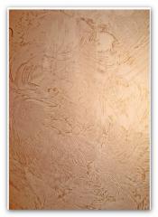 Plasters decorative