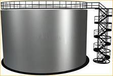 Tanks for storage of fuels and lubricants