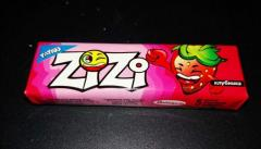 Fruit chewing candies