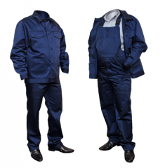 Overalls workers, specialist clothes